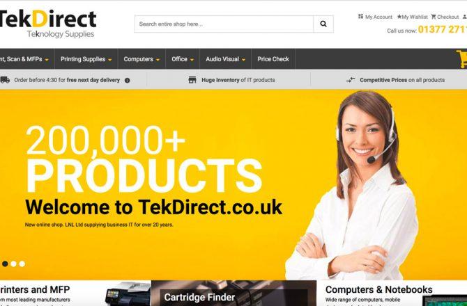 Tek Direct